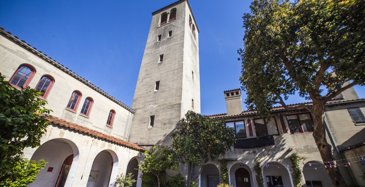 SFAI courtyard tower_1440x740