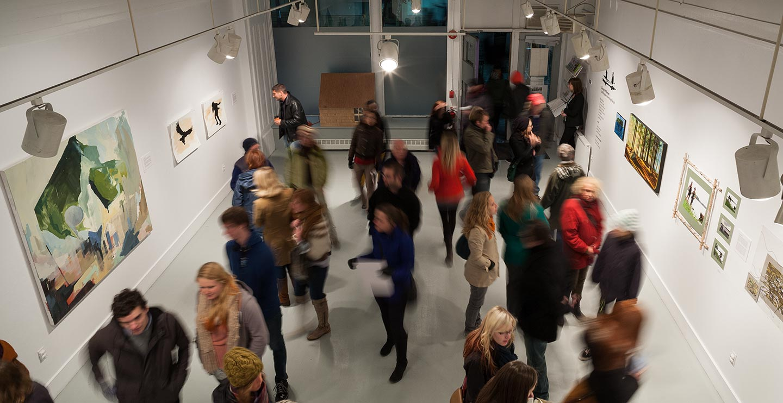 NSCAD's Anna Leonowens Gallery