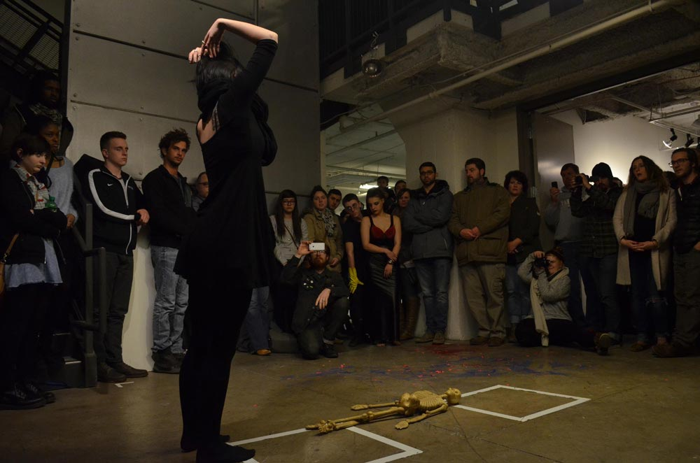 Art Academy of Cincinnati / Minumentals Dance Performance