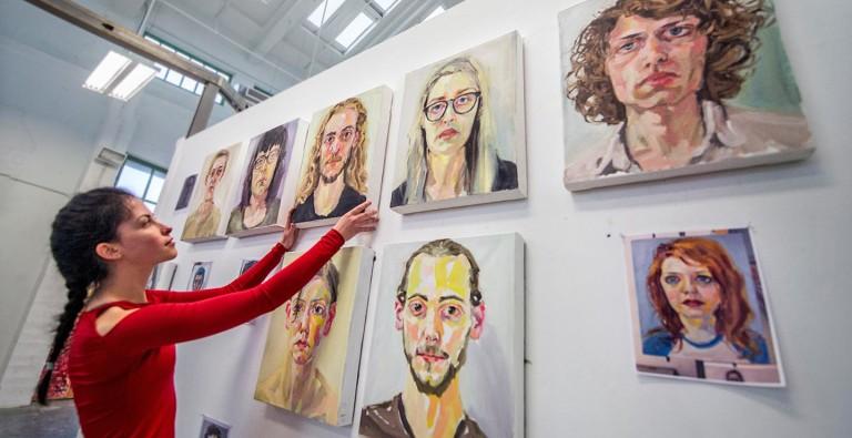 Cleveland Institute of Art / Robert Muller