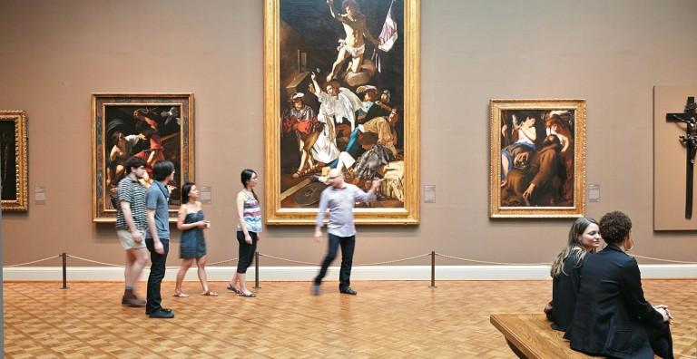 School of the Art Institute of Chicago, Museum class
